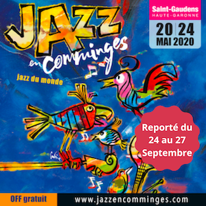 JAZZ EN COMMINGES 2020
